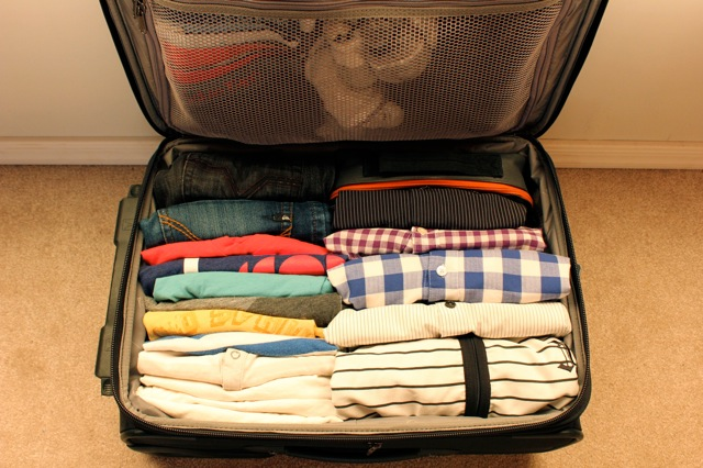 How To Pack For Temporary Job Relocation