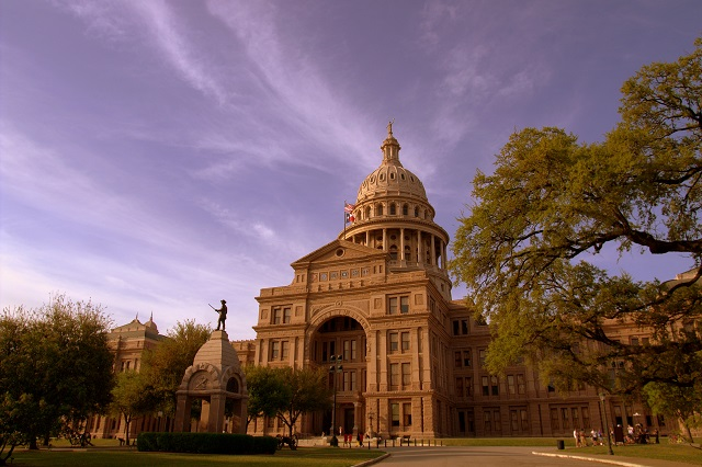Austin TX capitol