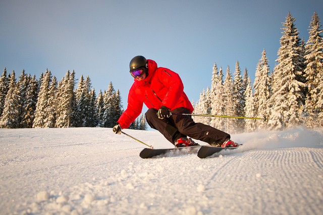 Top Ski Locations in the US