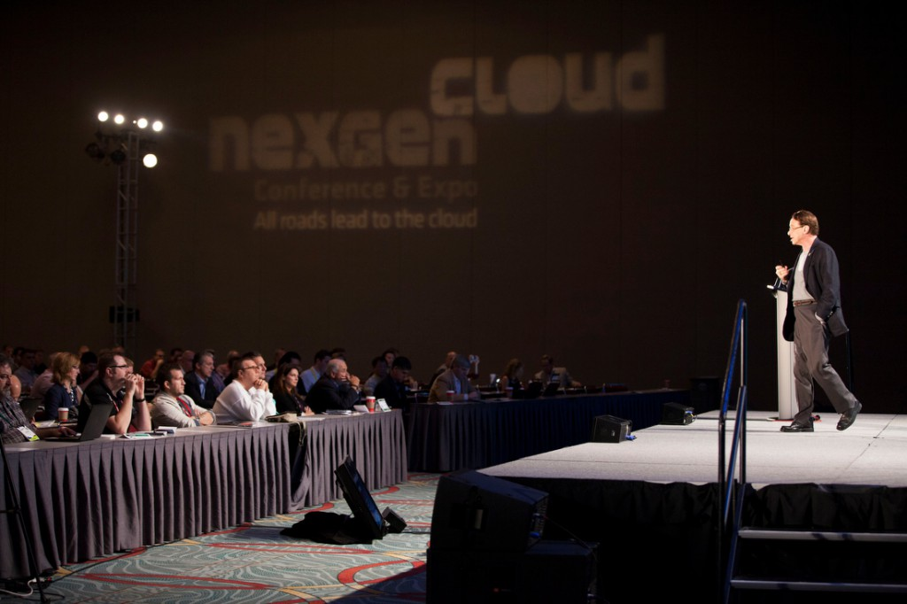 NexGen Cloud Conference & Expo at the San Diego Marriott & Convention Center-San Diego, Calif.