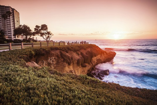 San Diego Sunset | Most Scenic San Diego Locations to Make Your Friends Jealous in Winter | PC Housing