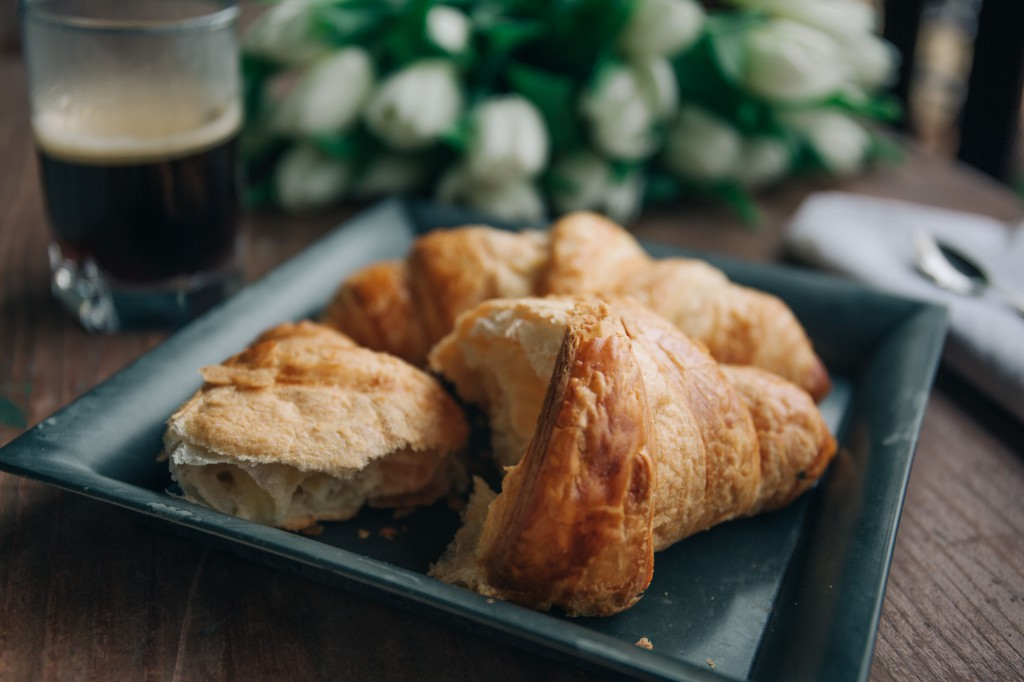 Croissant to show best breakfast in las vegas